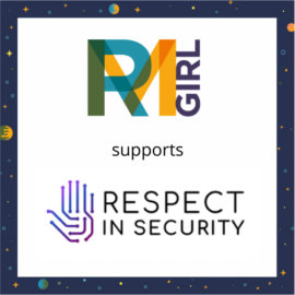 Respect in Security supported by RMGirl